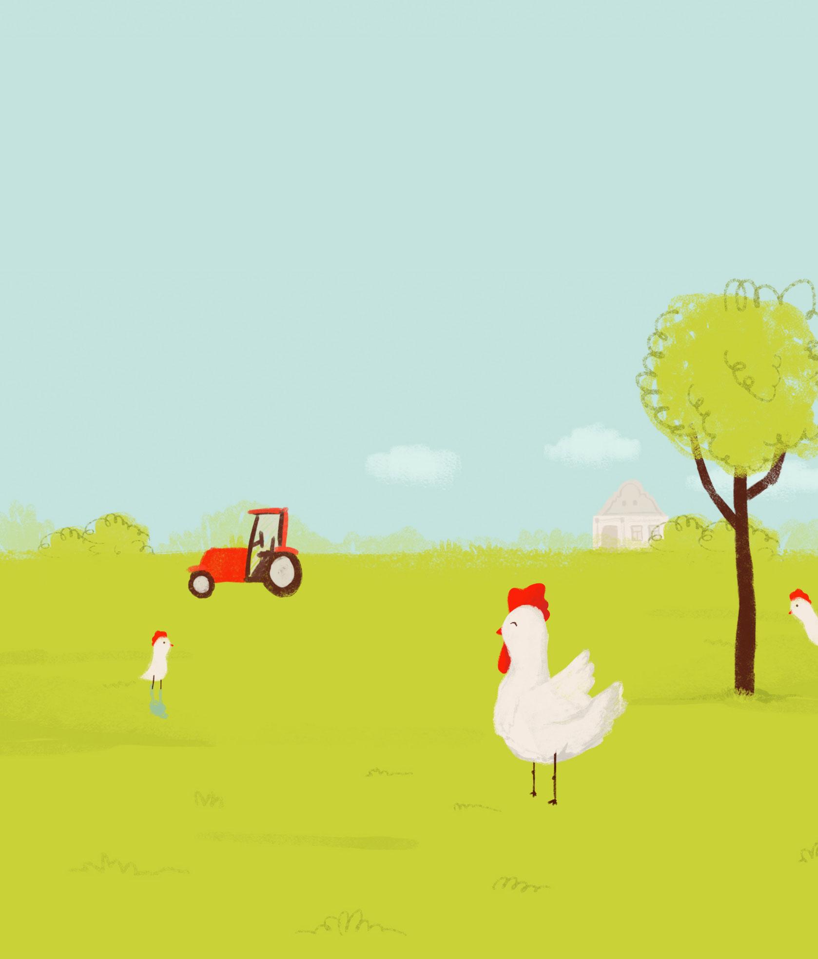 avramovic farm ilustration
